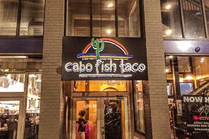 Cabo Fish Taco – Baja Mexican Cantina in Blacksburg VA and